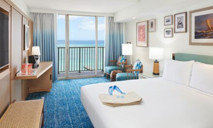 Outrigger Reef Waikiki Beach Resort's First Look at the Refresh