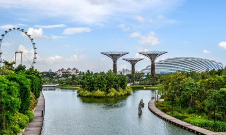 """Explore these Top """"Crazy Rich Asians"""" Filming Locations in Singapore & Malaysia"""