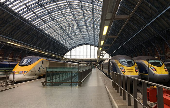 Eurostar speeds up for London, Paris and Brussels