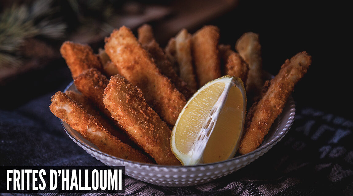 Halloumi fries (Cypriot cheese)   Je Papote