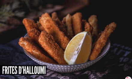 Halloumi fries (Cypriot cheese) | Je Papote