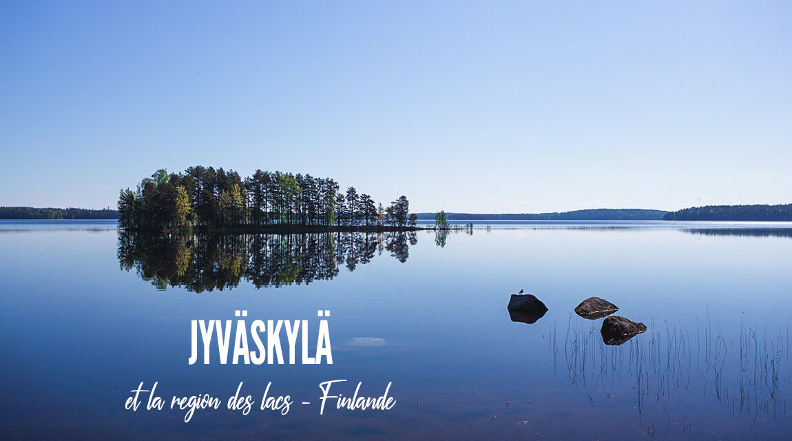 Jyväskylä and the Lake District in Finland