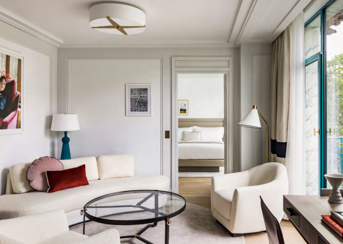 Kimpton and M Social: two new chic and lifestyle brands in Paris