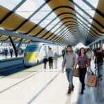 Budget cuts for English high-speed rail lines