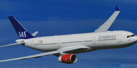 SAS Scandinavian Airlines strengthens US routes