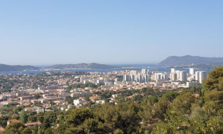 Chalucet, Montéty, Pipady: the harbour of the future is being built in Toulon