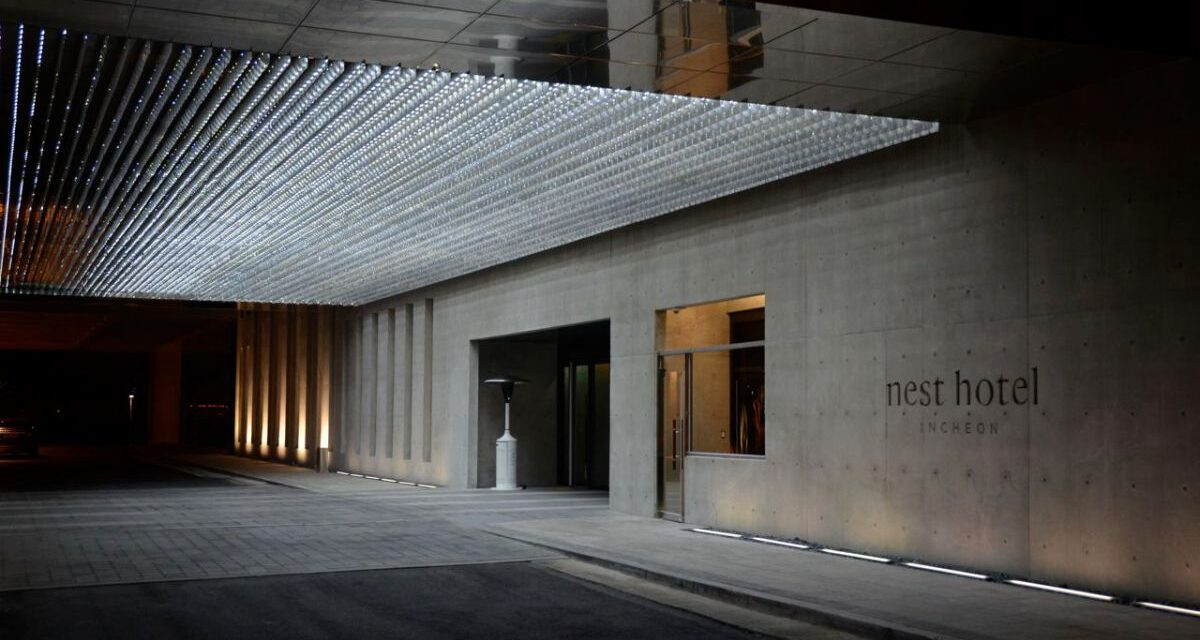 Review: The Nest Hotel, a Member of Design Hotels, Seoul Incheon, South Korea
