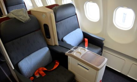 Review: Turkish Airlines Business Class A330-3, Istanbul – Montréal