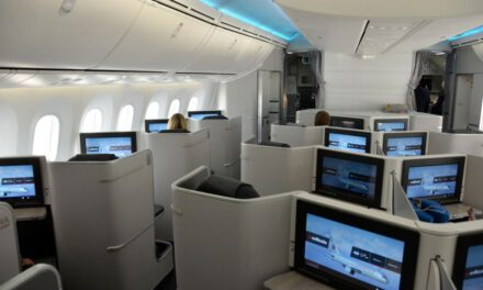 Review: Air Canada Business Class B787-8, Vancouver International – Seoul Incheon