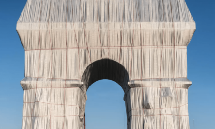 The artistic work of Christo and Jean Pierre is a reaction