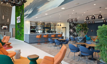 Citadines: restaurant and meeting space for its residence in Strasbourg