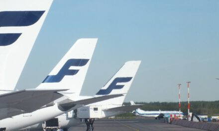 Finnair's network expands for the winter season