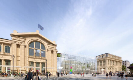 Continuation and end of the transformation of the Gare du Nord?