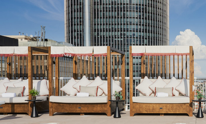 Hilton: a new Canopy in Madrid, a DoubleTree in Brussels