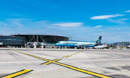 Nice airport has recovered its passengers during the summer