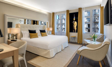 Hilton unveils the first Paris hotel in its Tapestry Collection