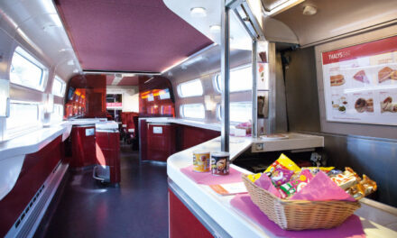 Thalys relaunches catering in Premium class and at the Welcome Bar