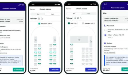 Trainline upgrades its app with Seat Map