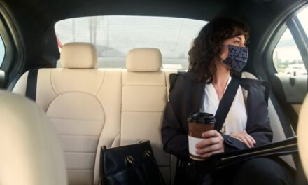 Uber study: 'Business meetings are back in business this fall 2021'