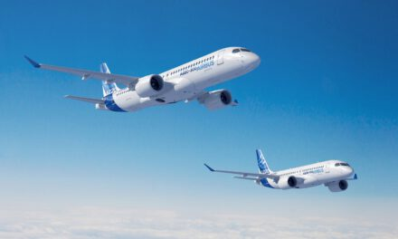ITA signs up with Airbus Industrie for its future fleet