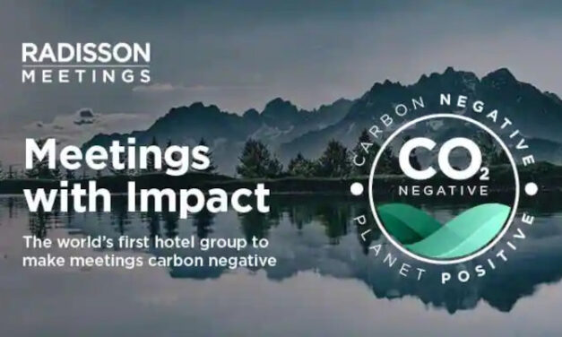 Radisson Group supports carbon-negative meetings