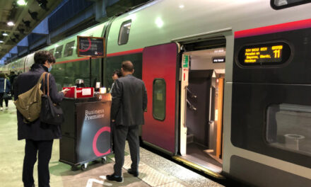 SNCF: the rebound in business travel is confirmed