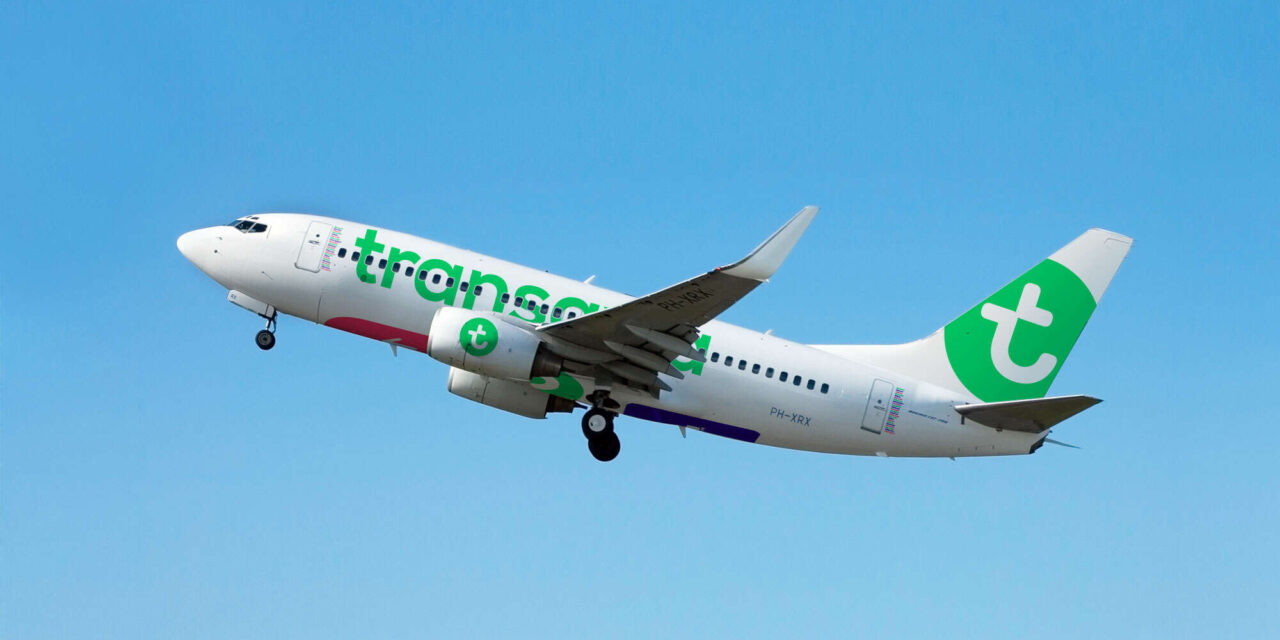 More regular routes with Transavia